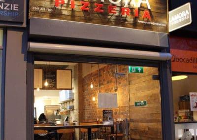 Lamora Pizzeria Sauchiehall Street Glasgow (2)