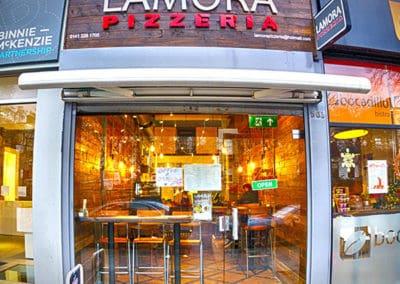 Lamora Pizzeria Sauchiehall Street Glasgow (3)